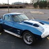 1963 Grand Sport chassis #003 tribute, built on salvage title with 63 Corvette VIN plate, Mid America body, Grand Sport tube frame, C4 suspension<br /> $125,000<br /> Peter Jankovskis<br /> peterjank@yahoo.com<br /> 630-738-0288