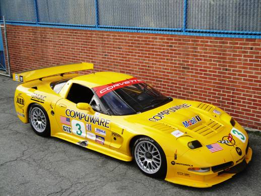 2002 ALMS C5R Chassis #005<br /> 2/11, Reportedly sold, $300,000 to Tom Hoffman<br /> Spencer Trenery<br /> spencer@fantasyjunction.com<br /> 510-653-7555