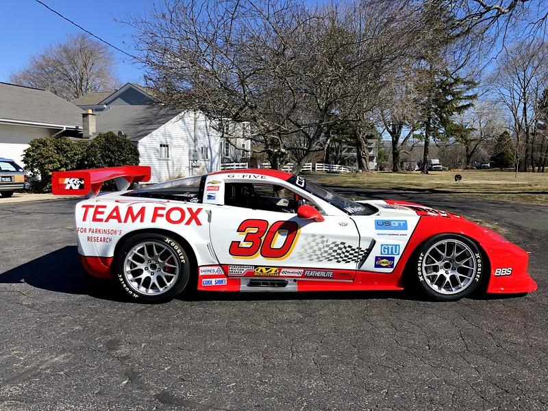 # 30 – 2008 SCCA Pro World Challenge Marsh Racing ex Eric Curran & Sonny Whelen