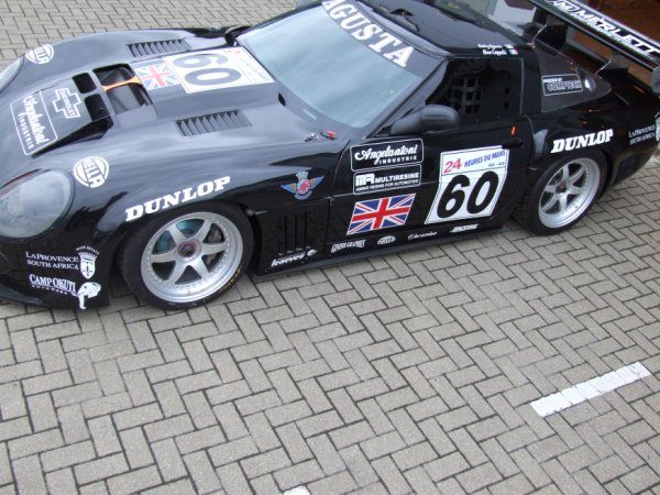 1987 Callaway C4 raced by Rocky Agusta/Almo Capelli <br /> 110,000 Euros <br /> Brian Holden <br /> brianmazdaman@hotmail.co.uk SOLD to Lance Miller! <br /> 01 869250962