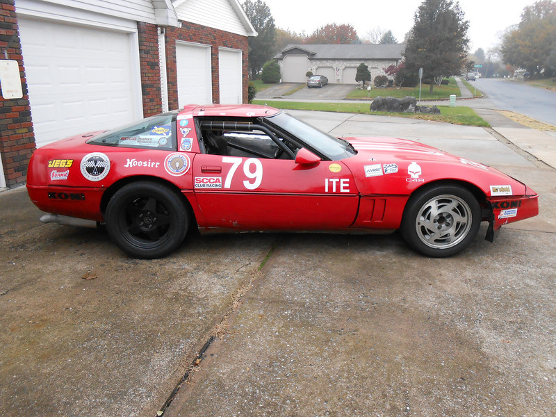1986 SCCA Track Day, Vintage, ex SCCA Touring Challenge for Corvettes, spares available<br /> $ 7,800<br /> Dave Walter<br /> david.j.walter@verizon.net <br /> 717-691-9320