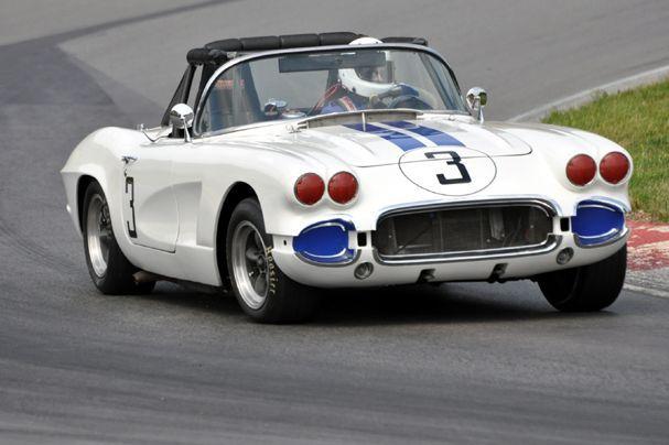 1961 SVRA <br /> $75,000 <br /> Frank Morelli <br /> fmorelli@clear.net <br /> 847-553-1166