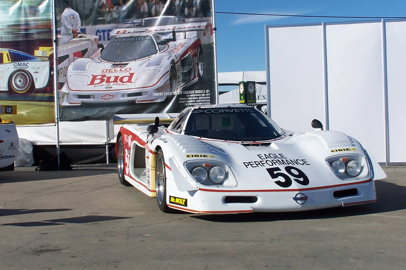 1988 IMSA/Le Mans Peerless Corvette GTP T-8811 HU 01 ex David Hobbs/Jack Baldwin<br /> <br /> Race and Show<br /> <br /> $ 745,000<br /> <br /> Mike Liecester (owner since 1990)<br /> <br /> onegtpone@yahoo.com<br /> <br /> 805-440-5000 mobile
