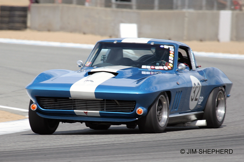 1965 Vintage Corvette.  Slade built Chevy small block, some spares + enclosed tandem axle trailer.  HMSA log book, Monterey Historics rules compliant, SVRA, CSRG, VARA.  Seller retiring.  Sold to Gay Bentley.<br /> $ 92,000<br /> Phil Scheinberg<br /> thegtcman@comcast.net<br /> 831-383-9801 mobile