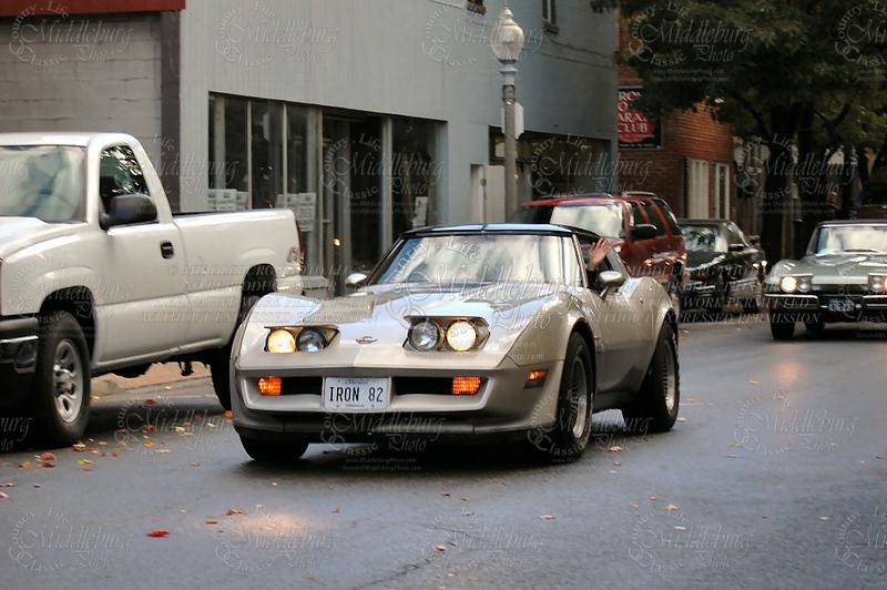 1982 Corvette, Leader of the Pack!