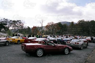 Skyline Drive...Corvettes