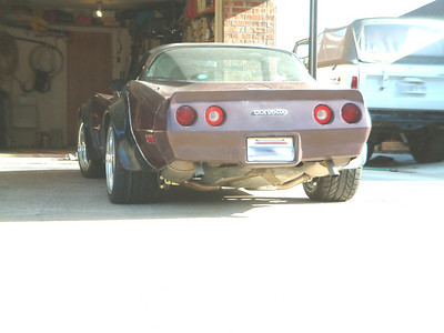 Corvette body