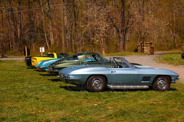 La Grange Winery. Old Dominion Corvette Club Event.