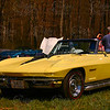 Old Dominion Corvette Club Event.<br /> La Grange Winery.<br /> 1967 Chevrolet Corvette