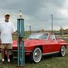 Popular Vote Winner!<br /> 1964-Corvette 2 Door Coupe, 327/300