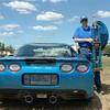 Winner of the Popular Vote, 1998 Corvette