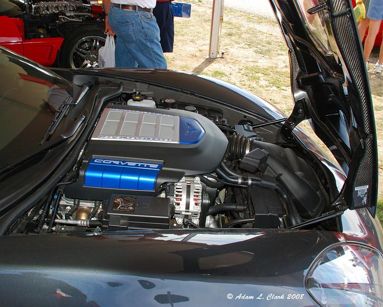 8/22/08<br /> ZR1 C6 Corvette