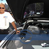 Bob Blaser of Youngstown area, definitely has a RARE Corvette...Read on.