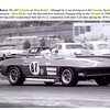 1969  Alan Barker # 87 SCCA BP, 1st at Daytona runoffs 01 vin 40867S103714