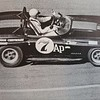 1967 Tony De Lorenzo at Daytona runoffs