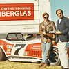 1969 - # 7 SCCA AP Art Jerome and Tony DeLorenzo at OC after winning Runoffs - 01