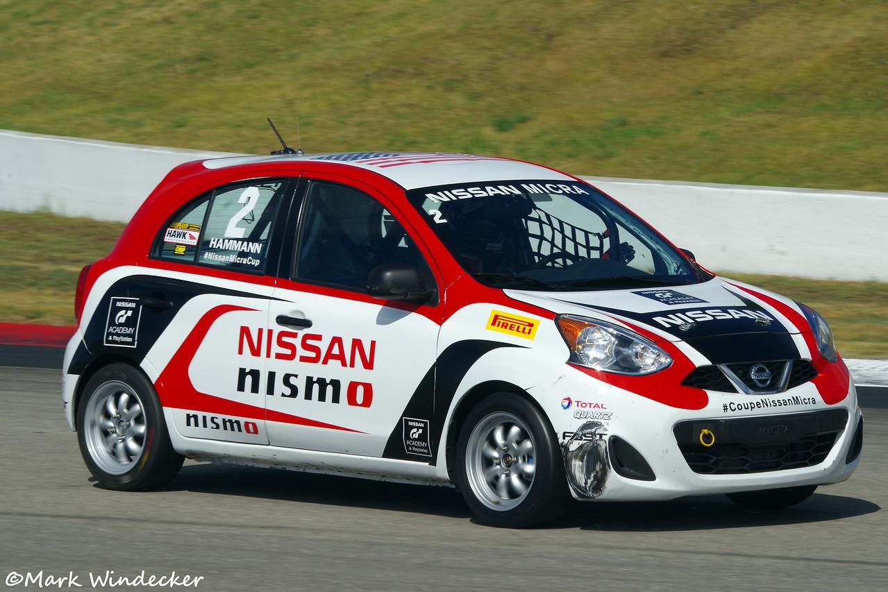 4th Nicolas Hammann