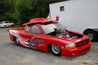David Solomon's Dodge Dakota 4.70 truck.