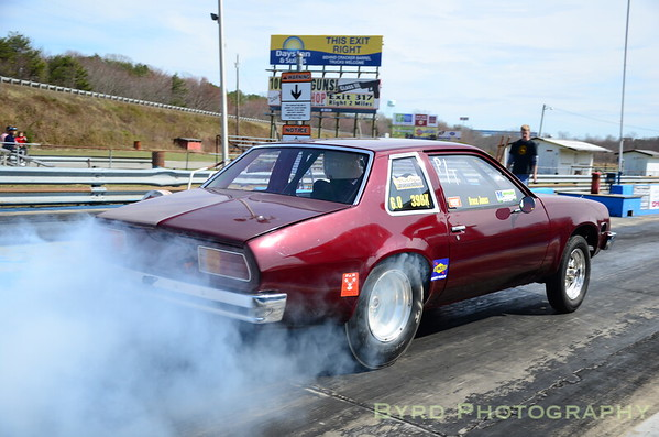 I-40 Dragway Opening Day 2012