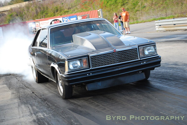 I-40 Dragway--Private Test Session-April 2009