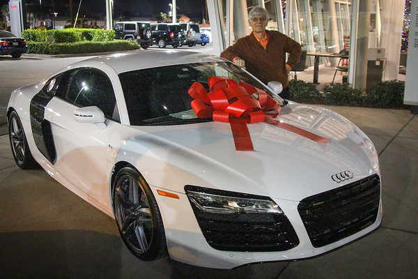 Crown Audi Holiday Party, Clearwater FL 12 12 2013