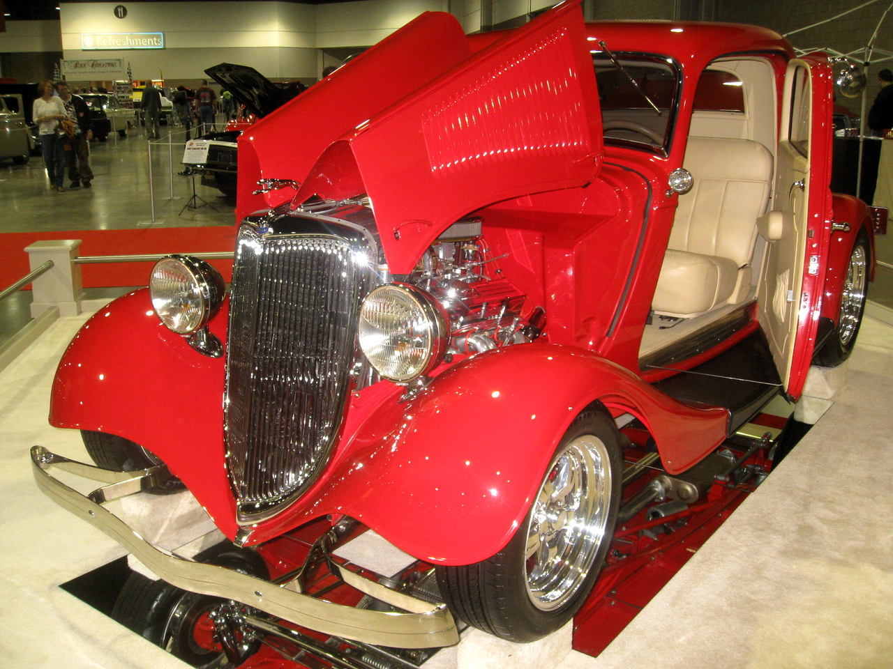 34 Ford Henry Ford Steel