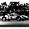 1966 Sebring Porsche 904 2-liter 4-cam Fitch/Cunningham. DNF on the 148th lap. This was each driver's last professional race.
