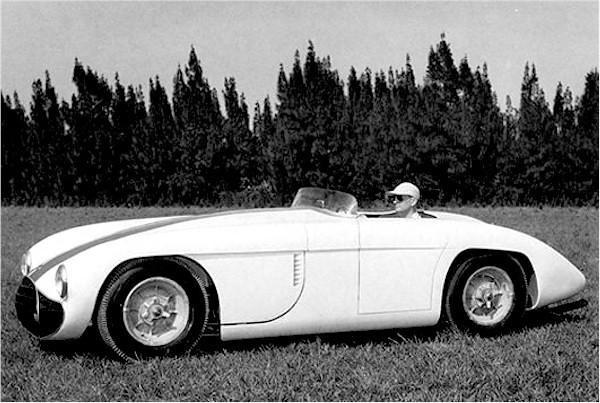 The 1953 Cunningham C5R