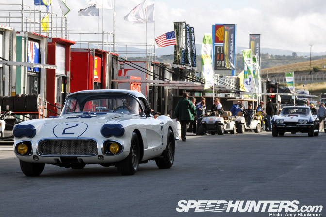 """Briggs Cunningham was a wealthy sports car racer and aspiring car manufacturer He was defender of the America's Cup and was the driving force behind the three-car Corvette team at the 1960 Le Mans. A fourth car was entered by Camoradi USA. (Source: <a href=""""http://www.speedhunters.com/2010/06/car_feature_gt_the_corvette_legends_of_le_mans/"""">http://www.speedhunters.com/2010/06/car_feature_gt_the_corvette_legends_of_le_mans/</a>)"""