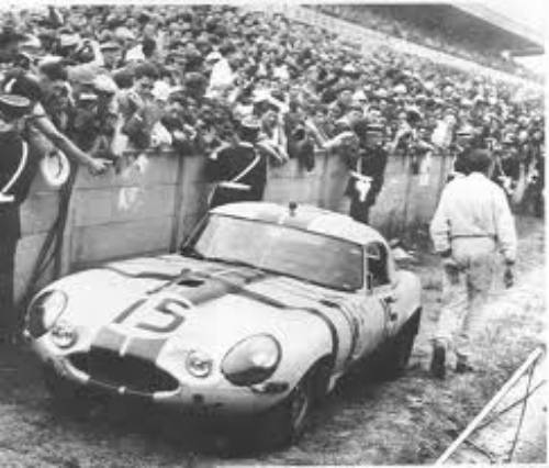After 1963, Briggs was done with Le Mans.