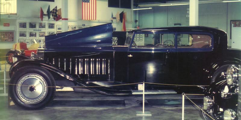 "Briggs Cunningham, 41.141 Kellner Car, 1984 (Source: <a href=""http://slotblog.net/"">http://slotblog.net/</a>)"
