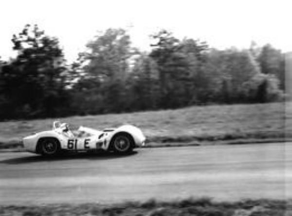 Fred Gamble - Maserati