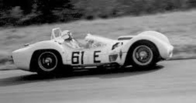"Cunningham in Maserati Tipo 60 at VIR April 1961 ( <a href=""http://www.virhistory.com"">http://www.virhistory.com</a>)"
