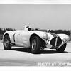 1954 Sebring Races. Cunningham Sherwood Johnson - Car race #1, Cunningham C4R (Photo credit: Jess Woods/Douglas Smith)