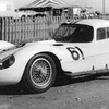 "Maserati Tipo 151 driven by Augie Pubst  (did not finish due to a piston) (Source: <a href=""http://www.racingsportscars.com/"">http://www.racingsportscars.com/</a>)"