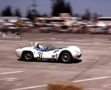 "Briggs Cunningham drives his Tipo60 - the only Maser to finish. ( <a href=""http://www.barcboys.com"">http://www.barcboys.com</a>)"