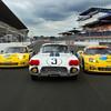Corvette Racing 2010 24 Hours of Le Mans