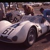 Maserati Tipo 60 at VIR SCCA races 4/61 – Alfred Momo & BSC  (Photo credit: Unknown)