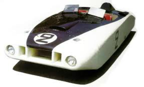 """The """"Le Monstre"""" of Briggs Cunningham, 1950 Le Mans 24 hours"""