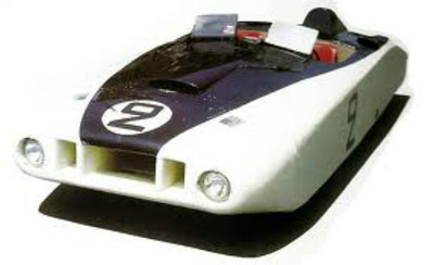 "The ""Le Monstre"" of Briggs Cunningham, 1950 Le Mans 24 hours"