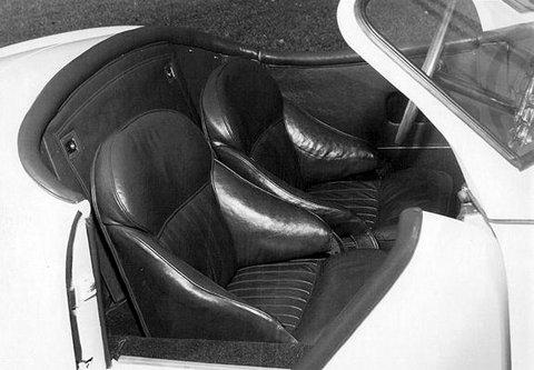 C-2R leather seats