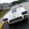 Briggs Cunningham race car grille