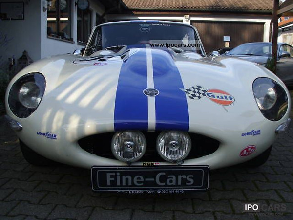 "1961 Jaguar 3.8 SI, Briggs Cunningham-RACE CAR ( <a href=""http://www.ipocars.com"">http://www.ipocars.com</a>)"