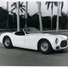 """It's a good-looking car; muscular, sporty and aggressive. A striking design for it's time.<br /> And also very similar to another car... the 1949 Ferrari 166 MM Touring Barchetta. (Source: <a href=""""http://deadlycurves.blogspot.com/2013/04/briggs-cunningham-artist-or-gifted.html"""">http://deadlycurves.blogspot.com/2013/04/briggs-cunningham-artist-or-gifted.html</a>)"""