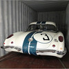 "The #3 Briggs Cunningham Corvette Arrives in France for 50th Anniversary Celebration at Le Mans. Source: <a href=""http://www.corvetteblogger.com/2010/06/03/the-3-briggs-cunningham-corvette-arrives-in-france-for-50th-anniversary-celebration-at-le-mans"">http://www.corvetteblogger.com/2010/06/03/the-3-briggs-cunningham-corvette-arrives-in-france-for-50th-anniversary-celebration-at-le-mans</a>."