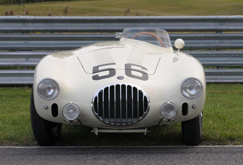 1954 OSCA MT4 Chassis 1137 – 1954 Sebring 12-hour winner (Photo credit: Michael DiPleco)