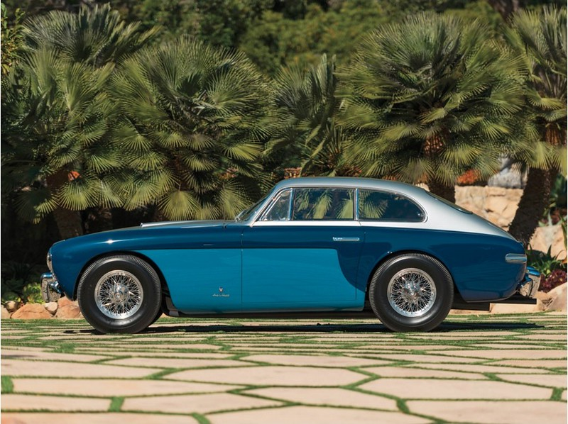 Cunningham C-3 Coupe #5208 (Photo credit: Sothebys Auction - Jan. 2016)