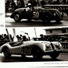 Briggs Cunningham and the XK120 Jaguar #42
