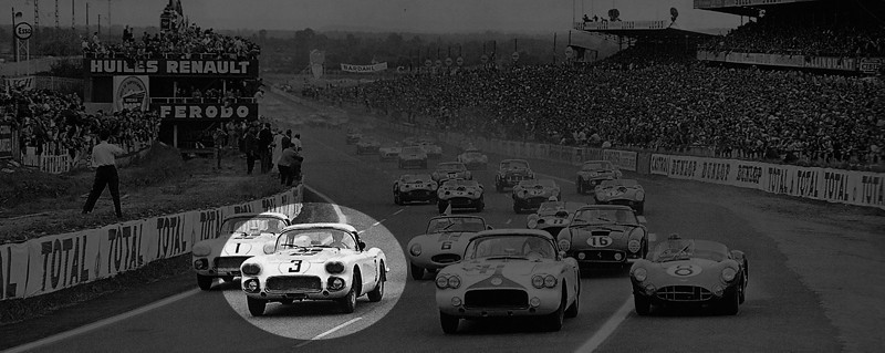 "Le Mans 1960 (Source: <a href=""http://registryofcorvetteracecars.com"">http://registryofcorvetteracecars.com</a>)"