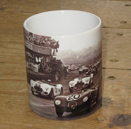 """Briggs Cunningham Le Mans 1951 Motor Racing Mug (Source: <a href=""""http://www.ebay.ie/itm/Briggs-Cunningham-Le-Mans-1951-Motor-Racing-MUG-/280846651789?clk_rvr_id=500658422693"""">http://www.ebay.ie/itm/Briggs-Cunningham-Le-Mans-1951-Motor-Racing-MUG-/280846651789?clk_rvr_id=500658422693</a>)"""